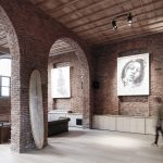 19th century garage turned into chic loft wowow home magazine