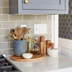 5 ways to style an ugly renters kitchen home pinterest