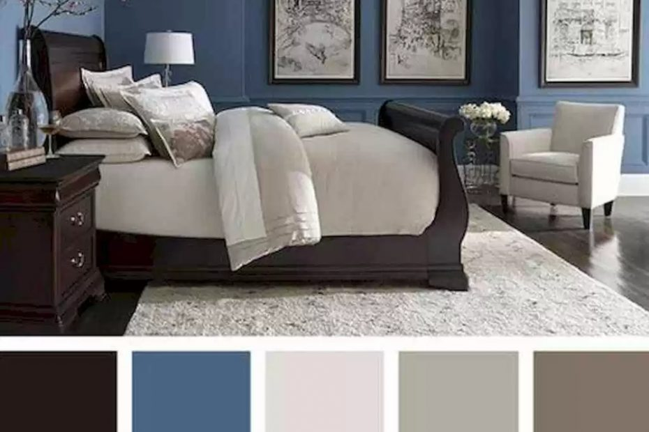 61 simple bedroom decorating ideas with beautiful color