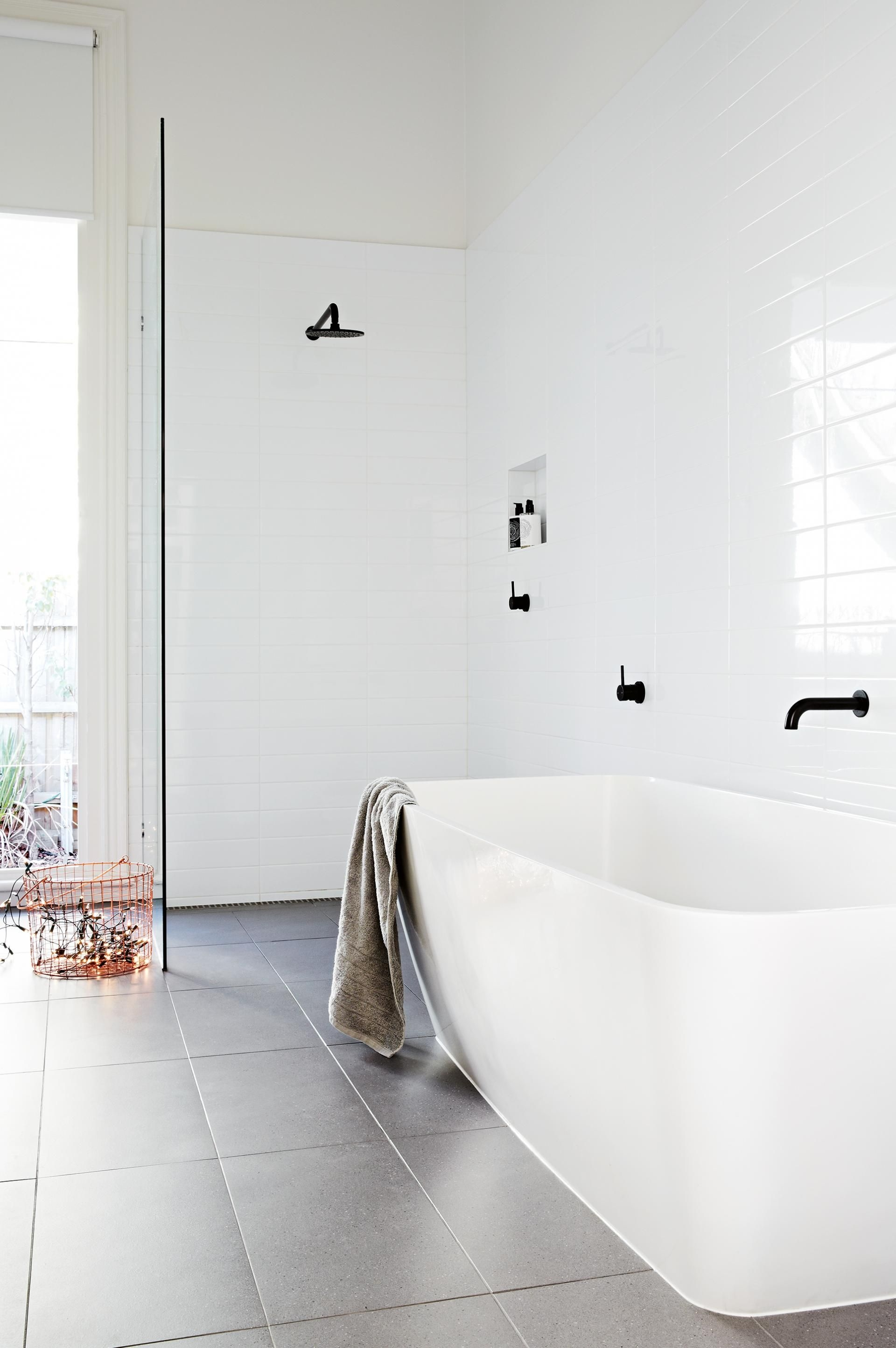 9 modern white bathrooms styling heather nette king photography
