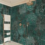 alternatives to tiling your bathrooms waterproof wallcoverings