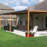 aluminum patio cover designs covers metal roof home elements