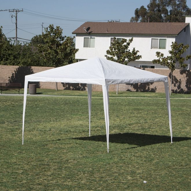 belleze 10x10 commercial party tent gazebo canopy event wedding