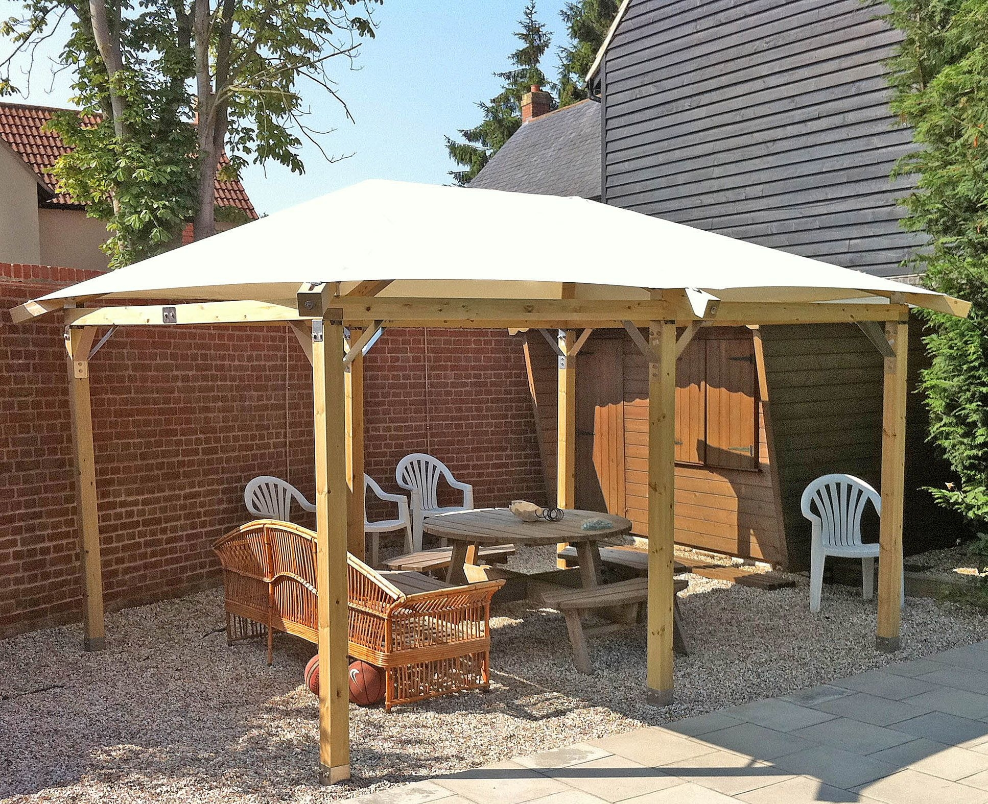 best pergola canopy for your outdoor ideas amazing rustic