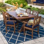 claremont outdoor dining furniture eucalyptus table and chairs