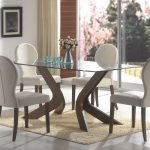 dining room solid wood dining room furniture dinner table glass top