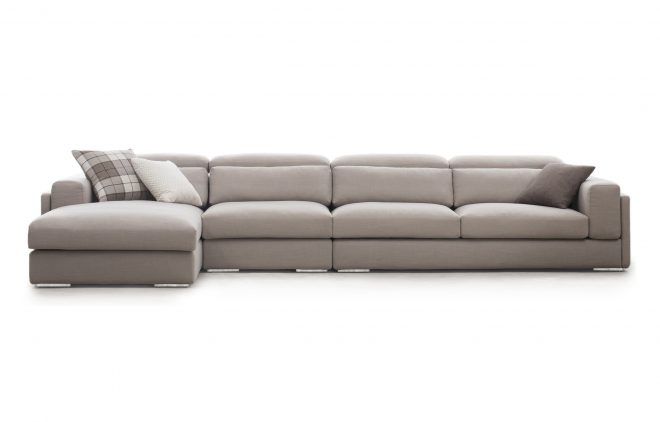 hollywood large sectional sofa viesso