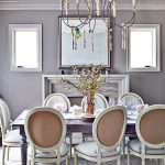 house beautiful all white dining rooms house beautiful