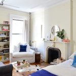 house tour a dreamy 400 square foot brooklyn studio apartment therapy
