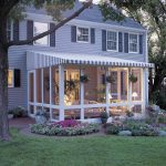 how to build a screened in patio family handyman