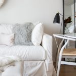 interior design how to decorate a 400 square foot bachelorette rental