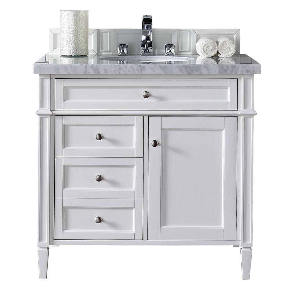 james martin signature vanities brittany 36 in w single vanity in