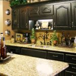 kitchen counter decor ideas to make your cooking space become stand