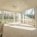 live screened porch designs screened in porch cost house