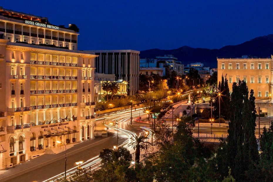 luxushotels in athens king george a luxury collection