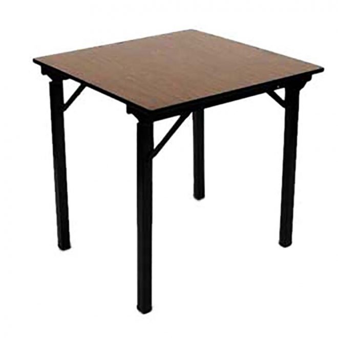 maywood dlorig42sq folding table 42 square x 30 laminated top