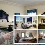 Queens Bedroom White House Opnodes