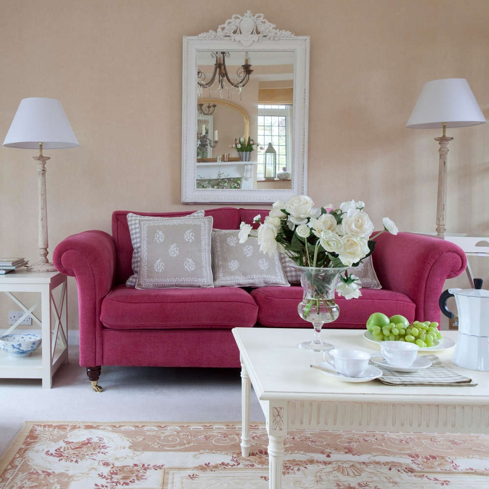 Pink Living Room Ideas Dusky And Grey Blush Light Couch Opnodes