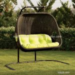 poly rattan hammock chair outdoor hangging chair wicekr egg chair buy swing chairhanging chairrattan chair product on alibaba