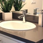 quartz slabs for your kitchen counter or bathroom vanity surfaces usa