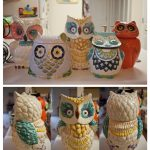 remarkable owl decor for kitchen on owl cookie jars after looking at