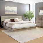 renewal 5 piece queen bedroom set with 32 led tv king