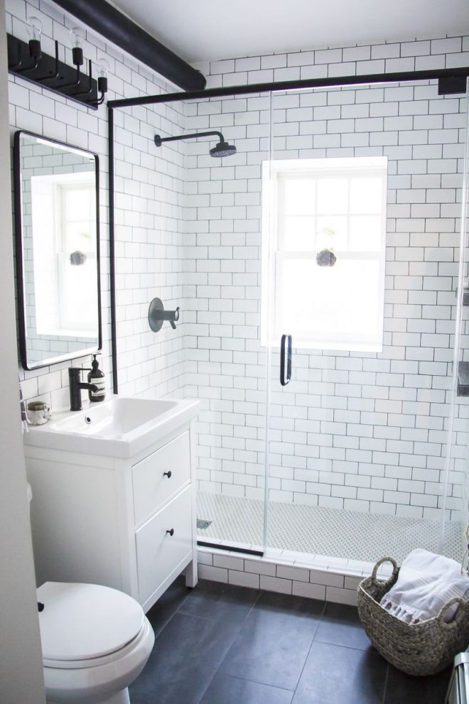 small bathroom decor ideas before after makeovers new house