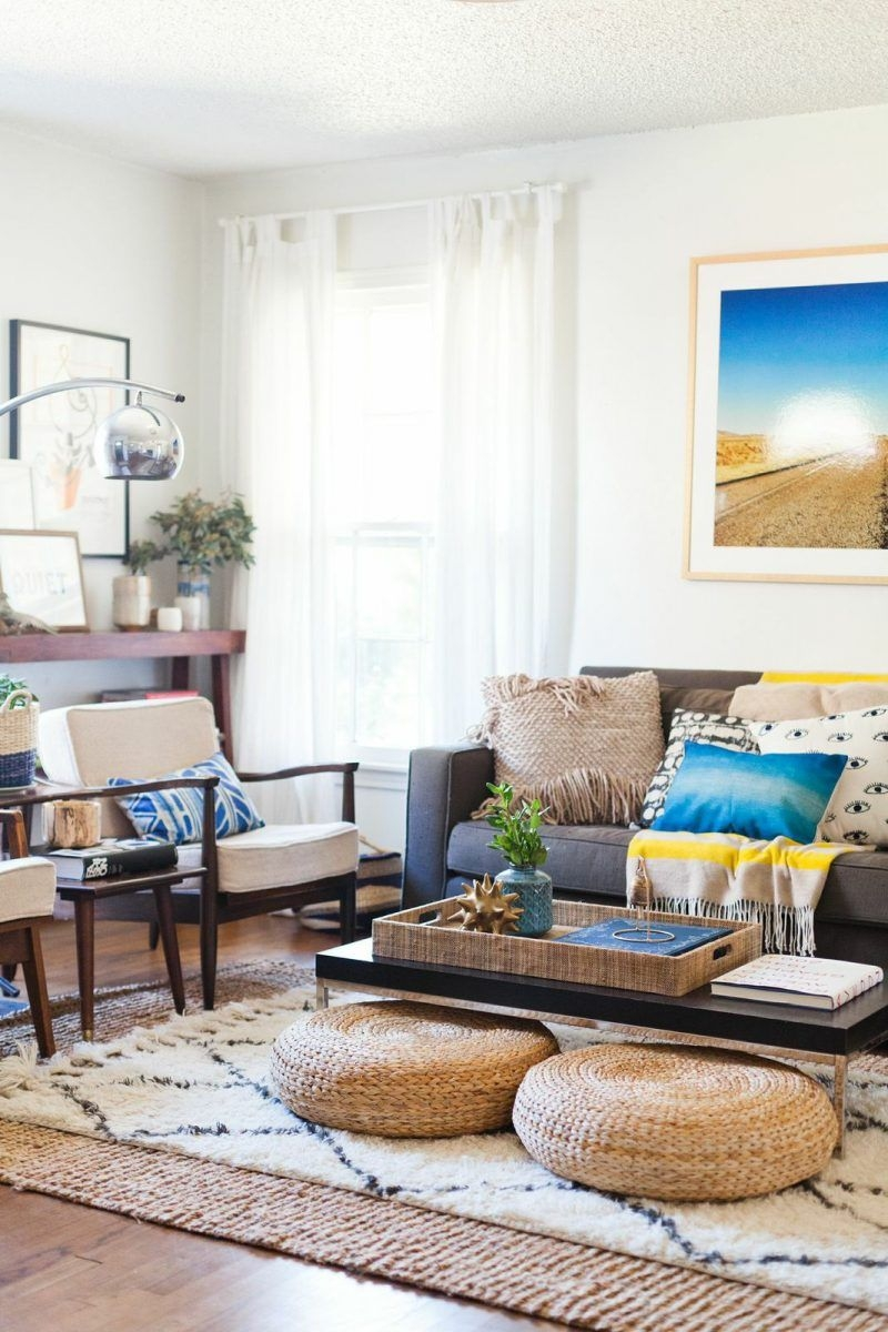 these living room rug rules will make you a decorating genius
