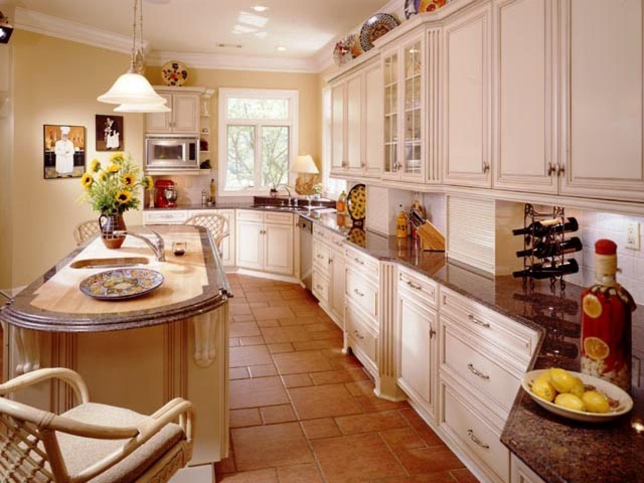 traditional kitchen design ideas photos the pictures warehouse ...