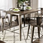 trent austin design reedley counter height dining table reviews
