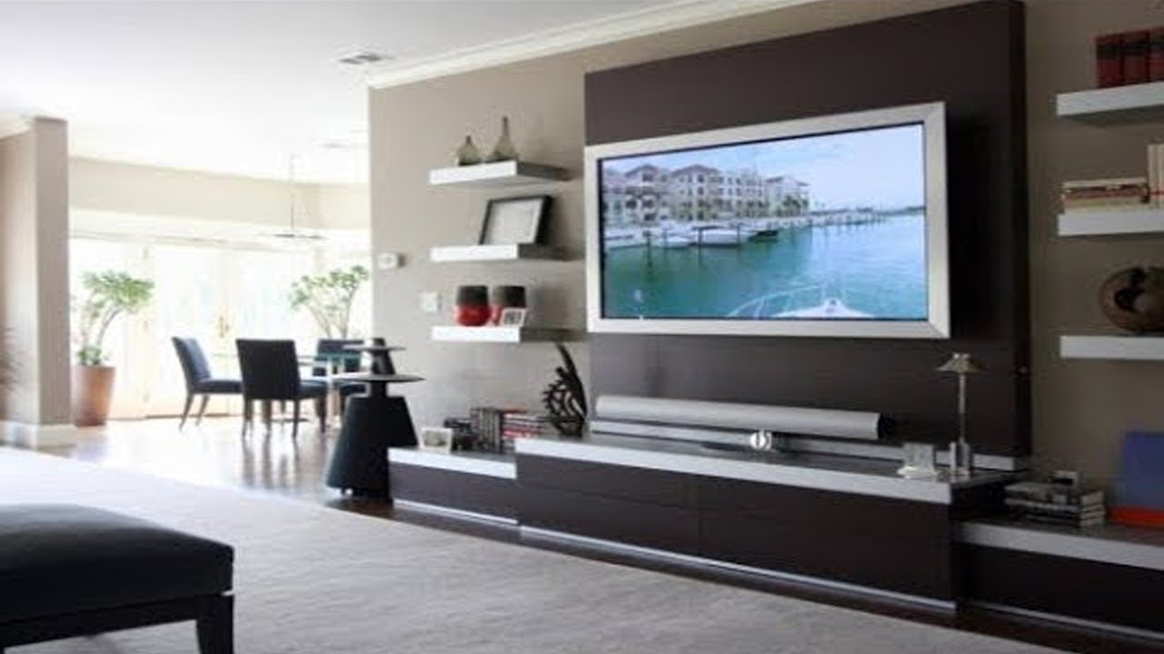 tv cabinet designs for living room india tv cabinet on wall modern ...