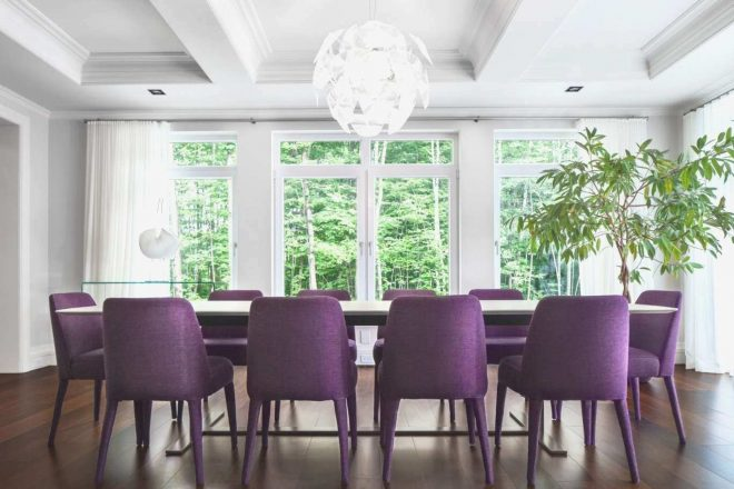 Dining Room Chairs Purple Opnodes, Purple Dining Room Chairs