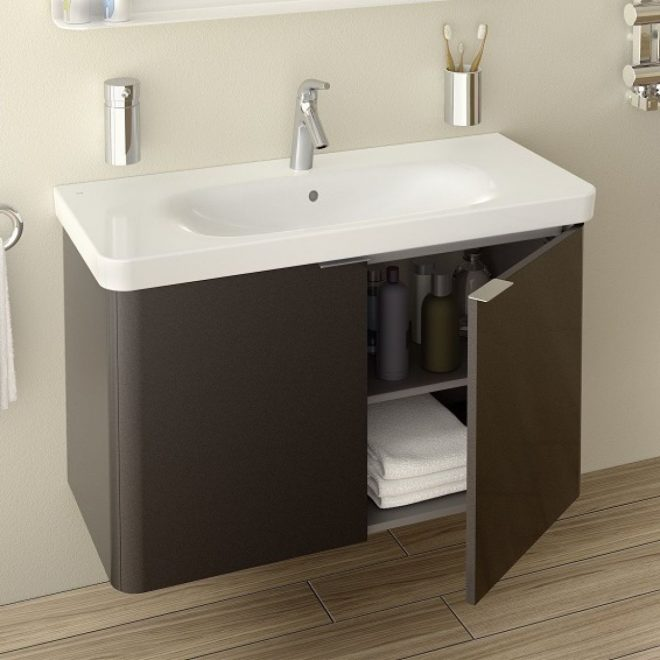 vitra nest wall hung unit and basin 3 sizes 4 colours uk bathrooms